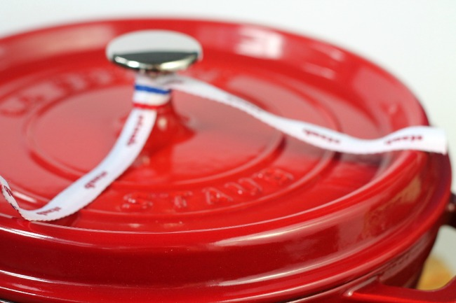 Cocotte from Staub