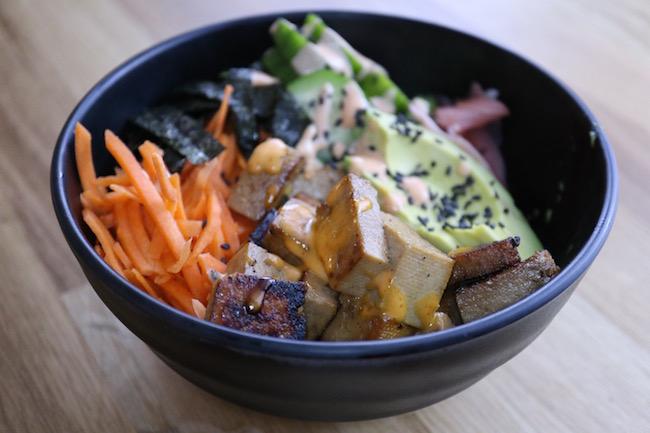 Fresh Prep Sushi Bowls