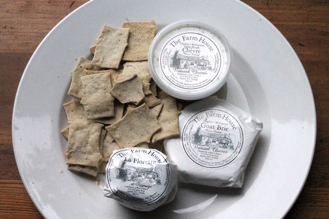 The farm house cheeses