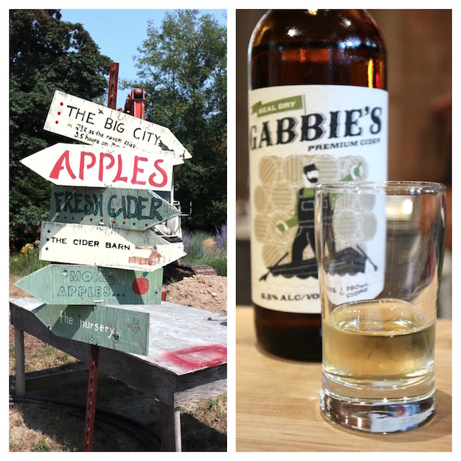 Gabbies cider