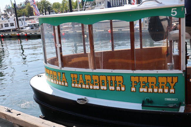 Victoria Inner Harbour Tour