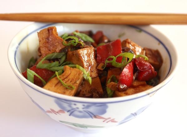 Ma Po Tofu Vegan
