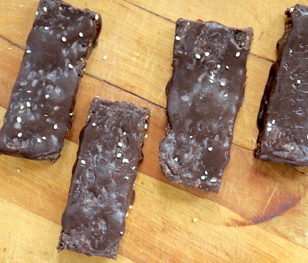 Vegan Hemp Protein Bars
