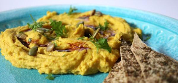 Squash Hummus