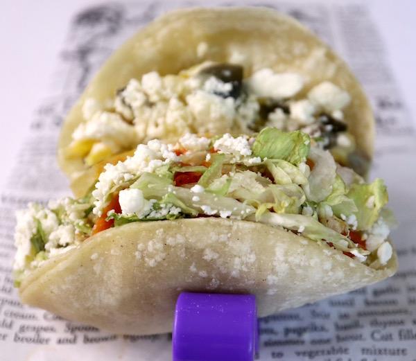 Vegan Tacos La Cantina