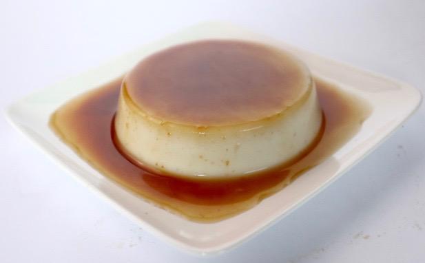 Vegan Creme Caramel