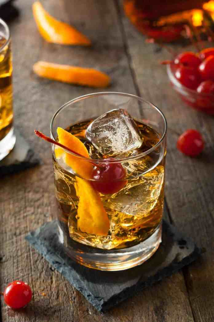 How To Make An Old Fashioned In Two Minutes