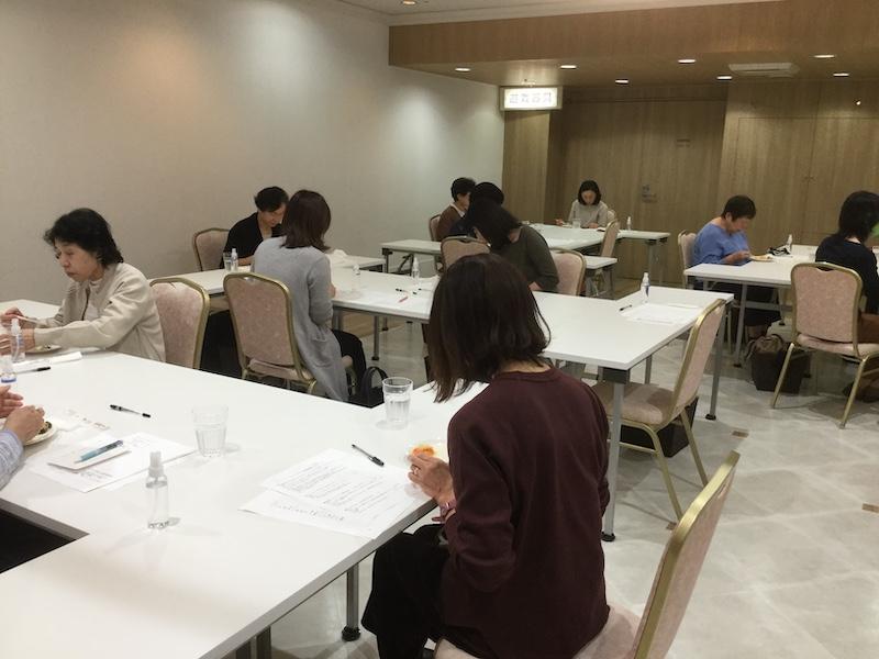 京急百貨店COTONOWAで乾物防災食講座
