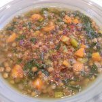Lentil Soup with Kale - CookingCoOp.com