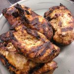 Peruvian Grilled Chicken