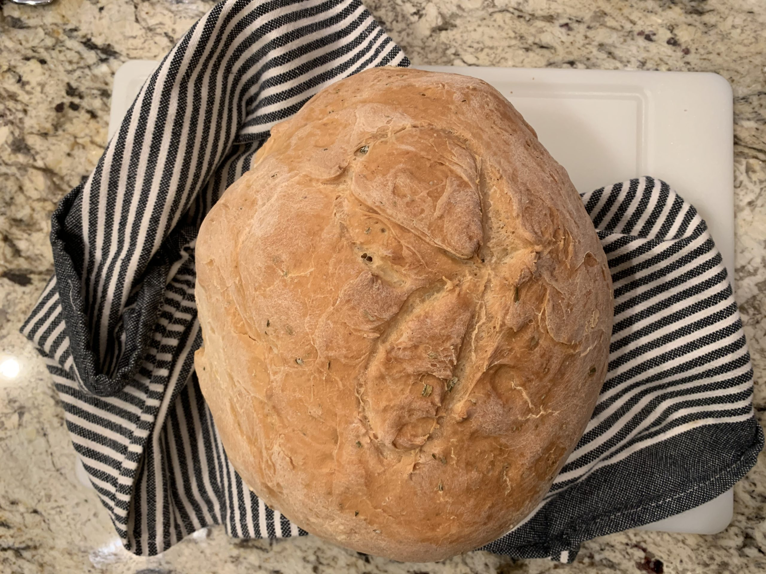 Rosemary Bread - CookingCoOp.com