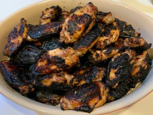 Grilled Chicken Wings - CookingCoOp.com