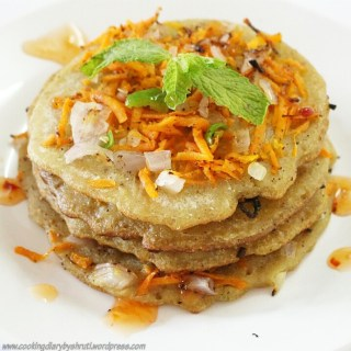 Farmhouse Oat Pancakes