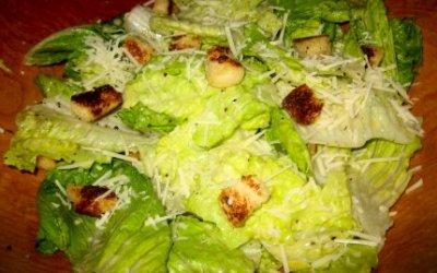 The Original Caesar Salad