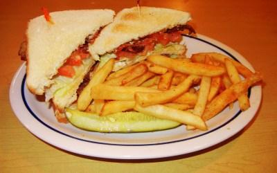 Bacon, Lettuce and Tomato (BLT) Sandwich