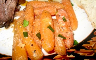 Bistro Carrots