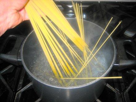 Boiling Pasta — Lesson Five