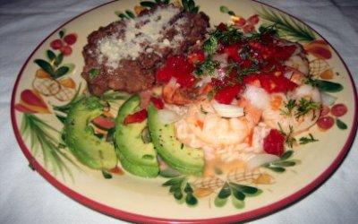 Shrimp Vera Cruz