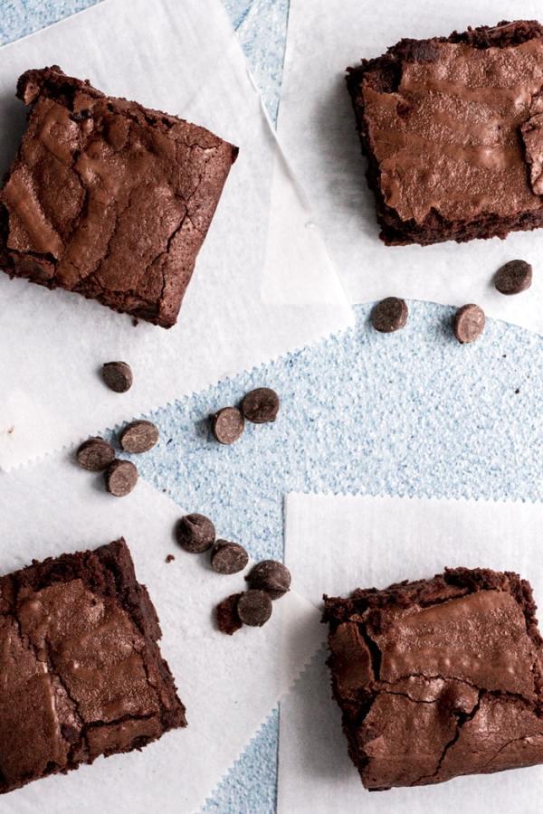 perfect homemade brownies