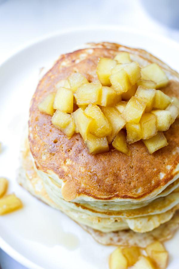 apple cinnamon pancake recipe