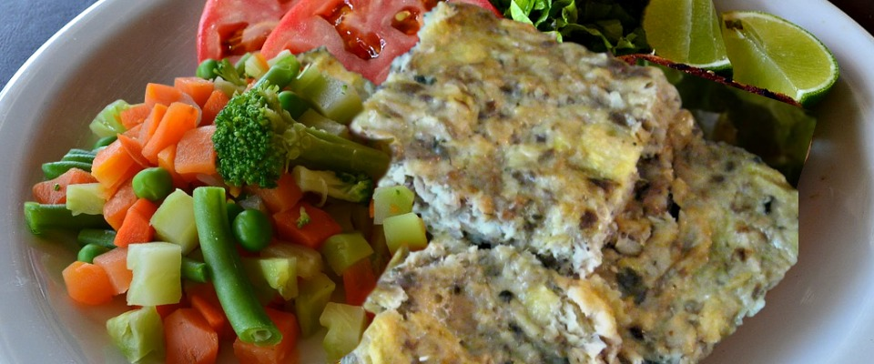 Easy Salmon Loaf Patties Recipe