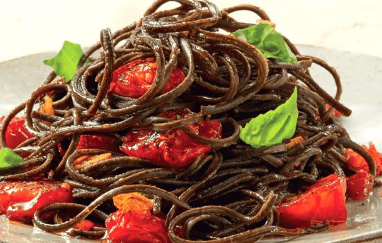 Black Bean Spaghetti Recipe
