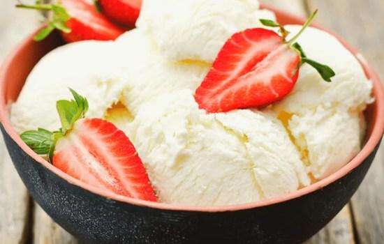 Easy Keto Mason Jar Ice Cream