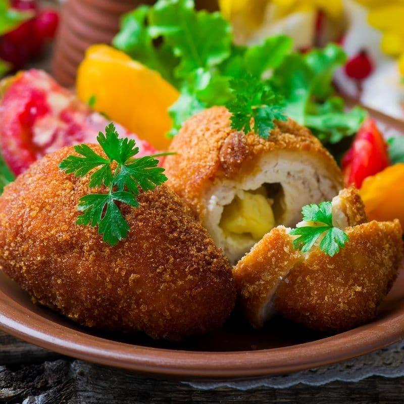 Original Chicken Kiev Recipe