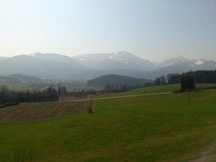 Arriving in Slovenia...