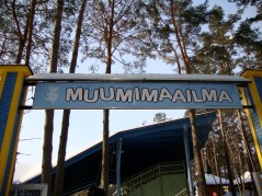 Welcome to the Mummin world (Naantali) : the Finnish Disneyworld!