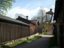 The handcraft village of Turku
