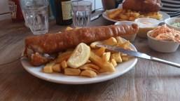 Fish n chips @ Kerbisher n Malt