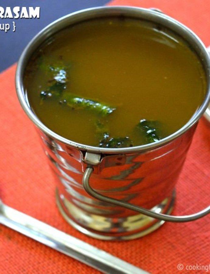 Vethalai Rasam | Tamalapaku Charu | Betel Leaf Soup