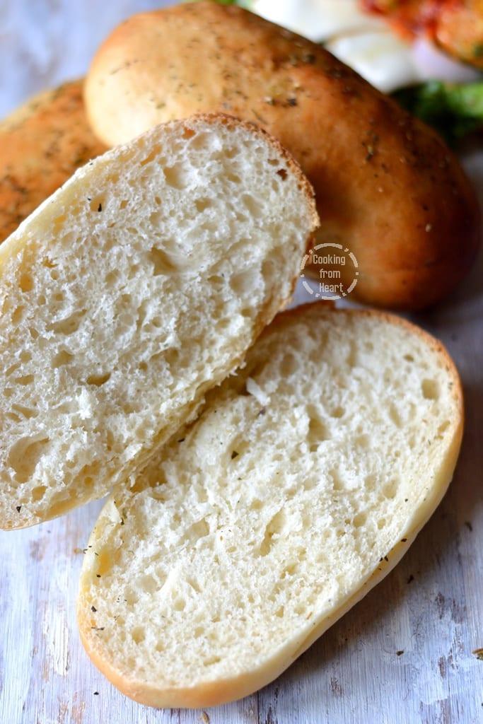 Subway Sandwich Bread