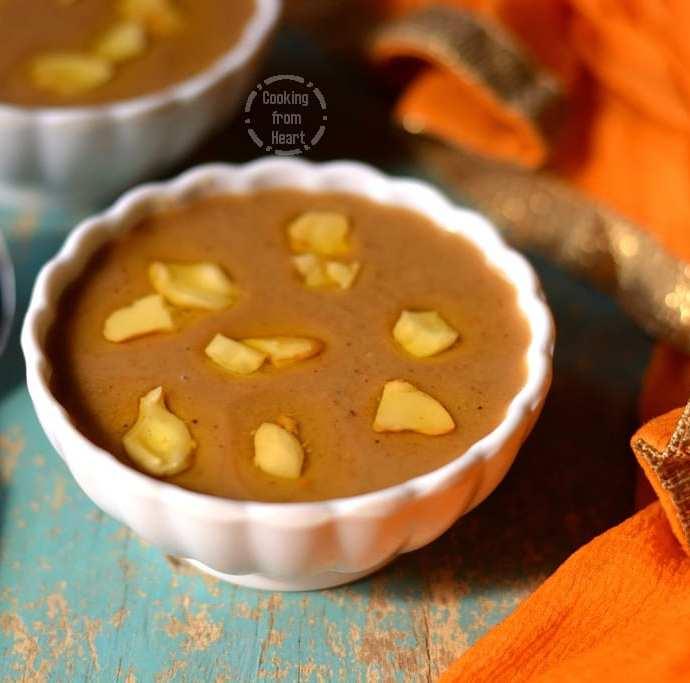 Gasagasa Payasam   Gasagase Payasa   Poppy Seeds Kheer