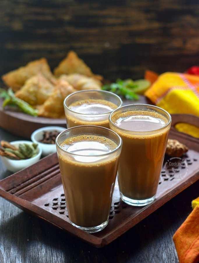 Masala Chai | Indian Masala Tea