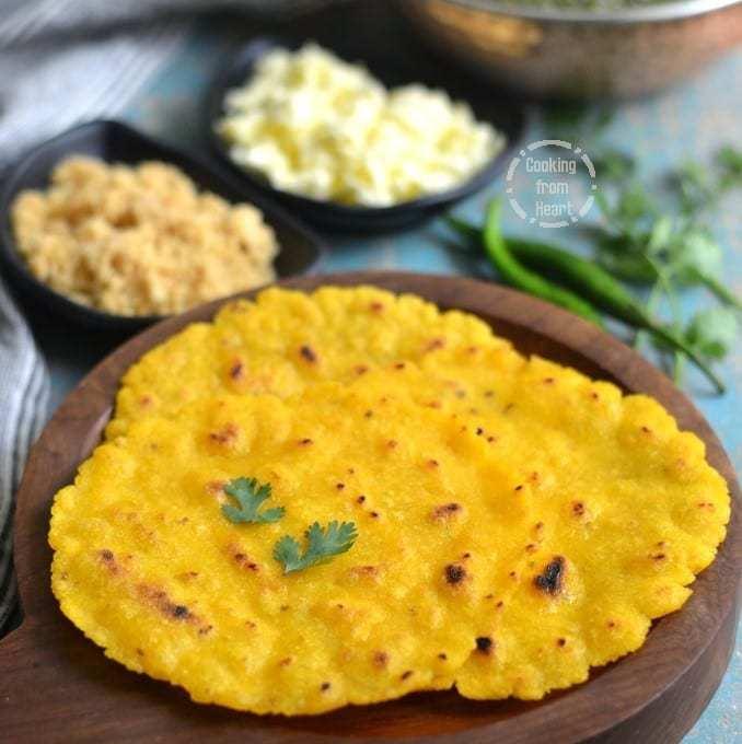 Makki Ki Roti | Punjabi Makki Di Roti