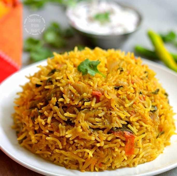 Kuska | Plain Biriyani | Biriyani Rice
