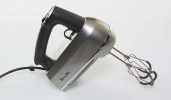Breville BHM800SIL Hand Mixer Review