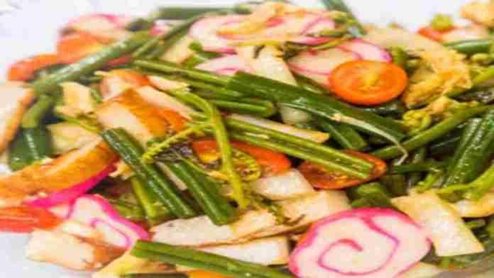 Kuana-Torres-Hoio-Fern-Shoot-Salad