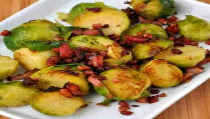 Local-Style Brussels-Sprouts-Portuguese-Sausage