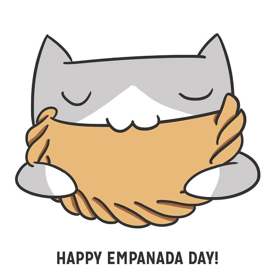 It's National Empanada Day