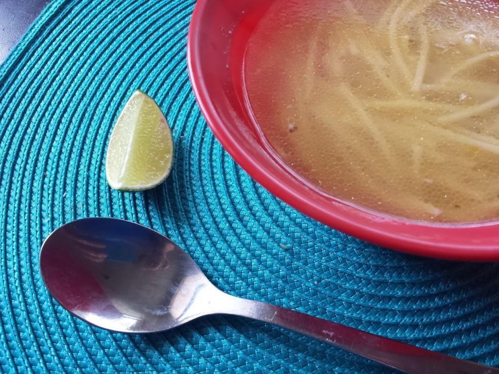 Sopa De Pollo | Chicken Soup