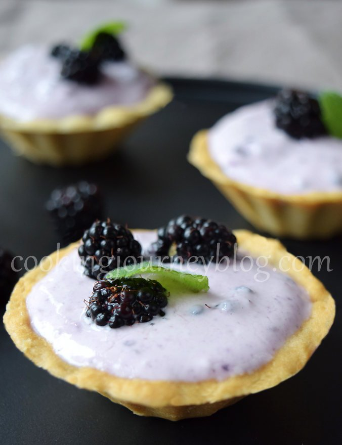 blackberry desserts