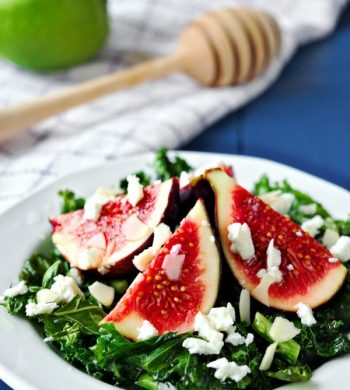 Fresh fig recipes – Fig salad