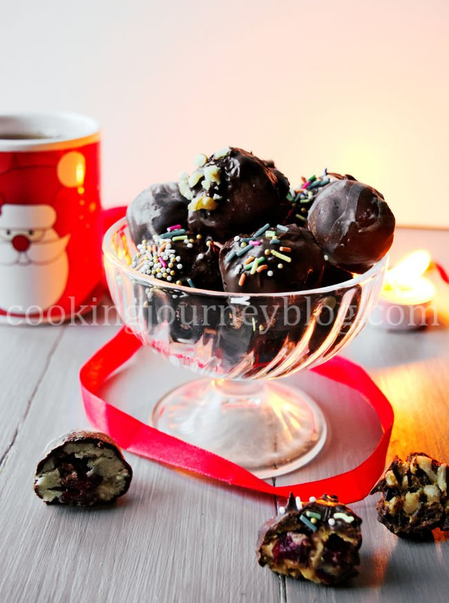we have so much to do before christmas so these easy homemade truffles 3 ways - Easy Christmas Candy Recipes For Gifts