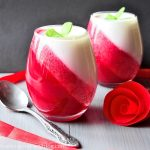 Easy strawberry desserts - Greek Yogurt recipes – Valentines desserts