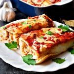 Chicken enchiladas - Easy chicken recipes - Dinner ideas