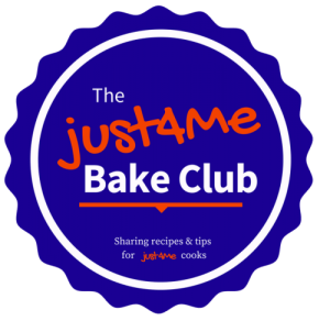 just4Me bake club cropped