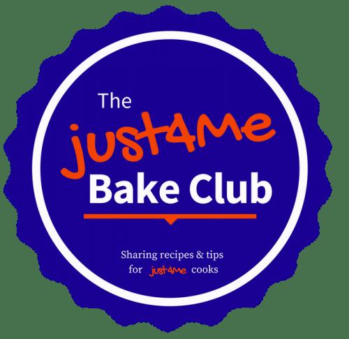 just4Me bake club cropped